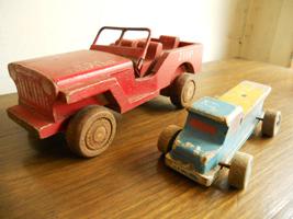 アンティーク雑貨、玩具
